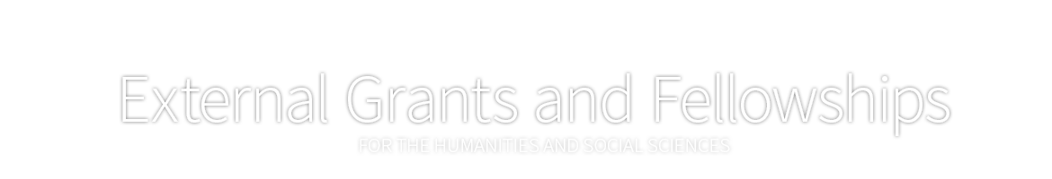 Arts & Science Grants