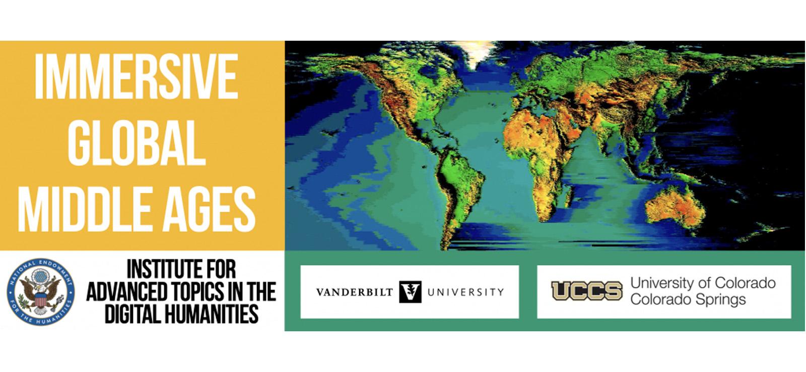 Professors Lynn Ramey and Roger Martinez-Davila (UCCS) awarded $240,000 grant for NEH institute
