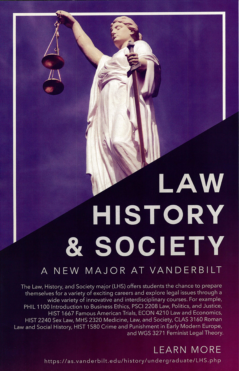 Law, History and Society