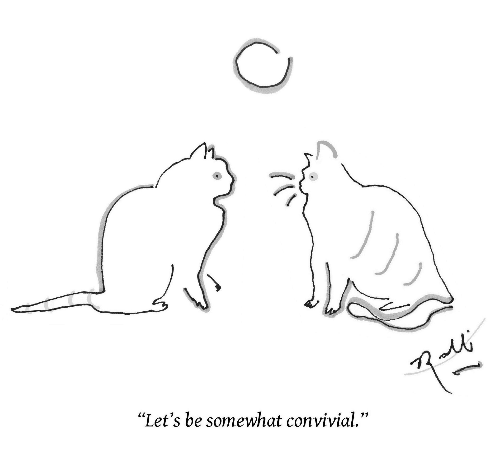 convivial(bw)