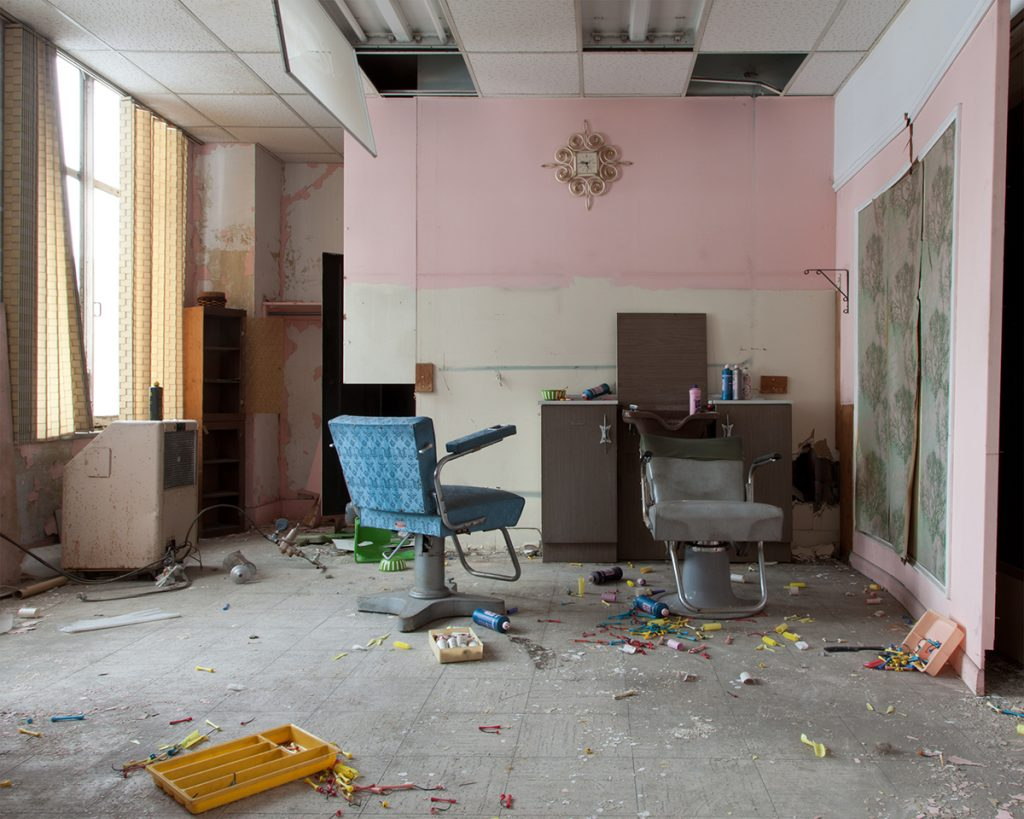 Untitled - Salon, Detroit, MI