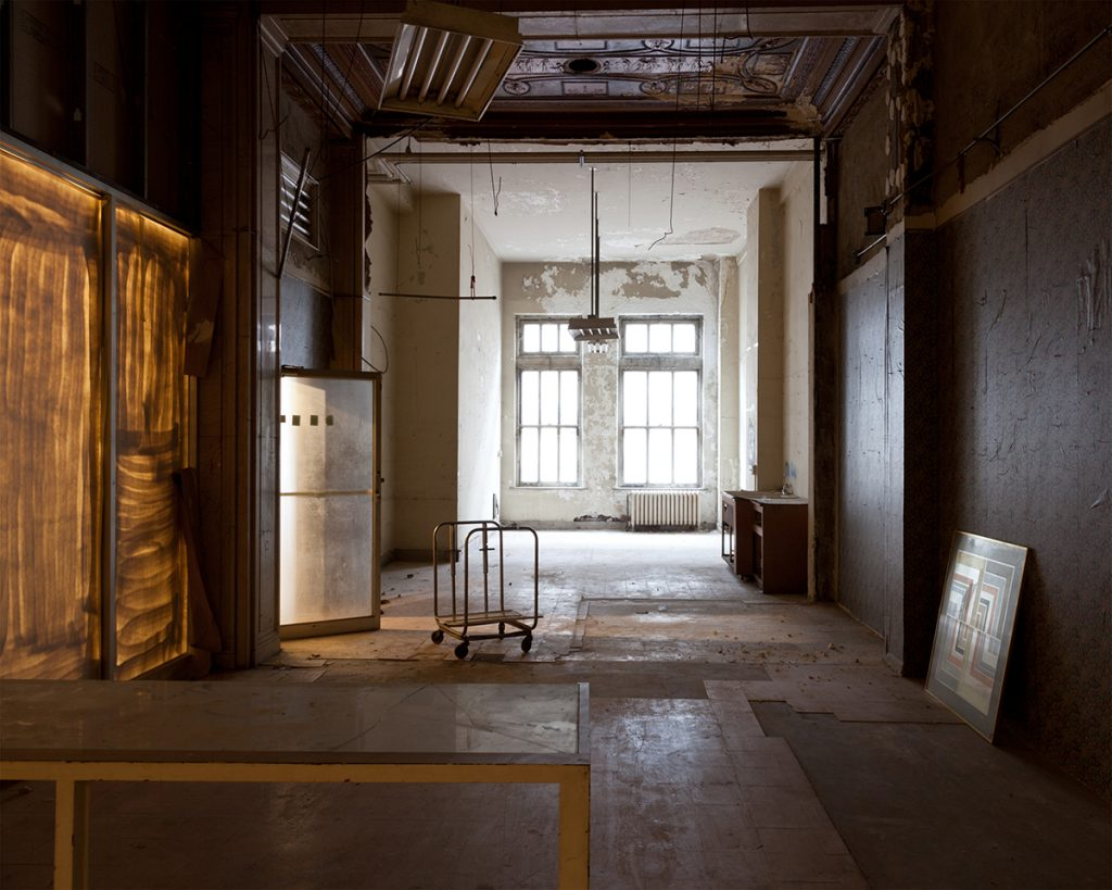 Untitled - Shop, Detroit, MI