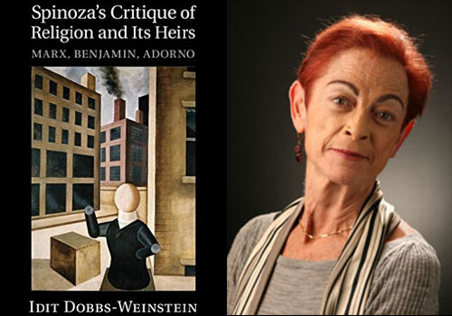 Dobbs-Weinstein's Book Published at Cambridge, Spinoza's Critique of Religion and Its Heirs.