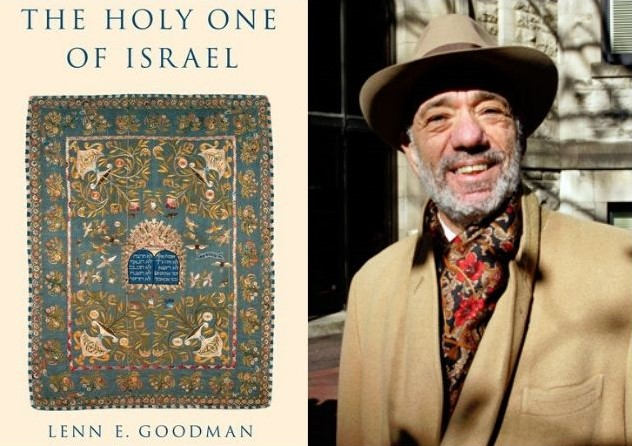 Lenn Goodman's most recent book, The Holy One of Israel, was published by Oxford in November 2019.