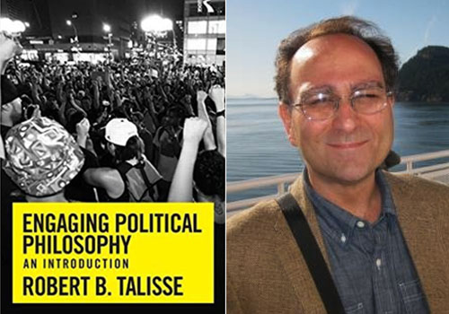 Robert Talisse's new book, Engaging Political Philosophy, has just been published with Routledge.