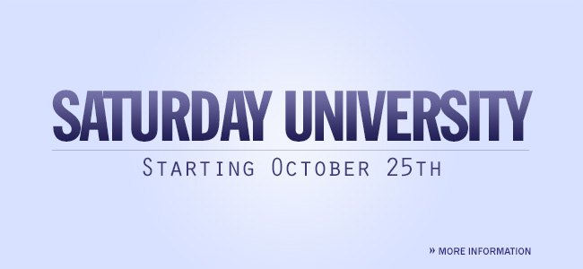 Saturday University